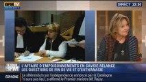 Le Soir BFM: Savoie: une employée de maison de retraite est mise en examen pour empoisonnements - 12/12 1/3