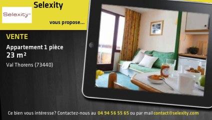 A vendre - Appartement - Val Thorens (73440) - 1 pièce - 23m²