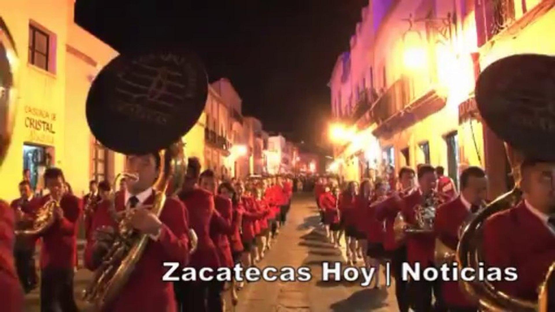 Bando Solemne Zacatecas Ciudad Patrimonio de la Humanidad