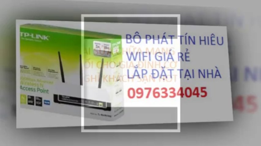 Lắp Đặt,Sửa Mạng Wifi Internet Tại Long Biên 0976334045 Giá Rẻ | Godialy.com
