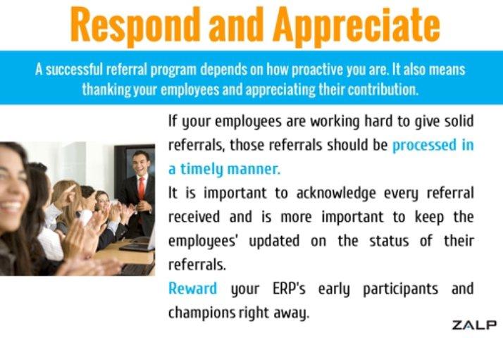 Employee Referral Program : Roadmap for 2014