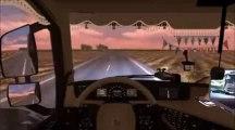 Romanian map ETS2_ Debrecen - Oradea (Euro Truck Simulator 2) Gameplay