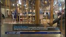 La Voix est Libre spéciale municipales à Saint-Etienne