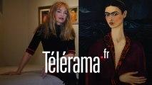 Visite guidée : Frida Kahlo et Diego Rivera avec Arielle Dombasle