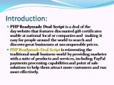 PHP Readymade Deal Script | Groupon Clone Script | PHP Deal Software
