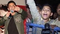 Salman Khan Unveils Jai Ho Trailer With Fans – MUST WATCH