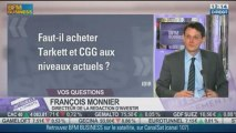 Les réponses de François Monnier aux auditeurs, dans Intégrale Placements - 13/12 1/2