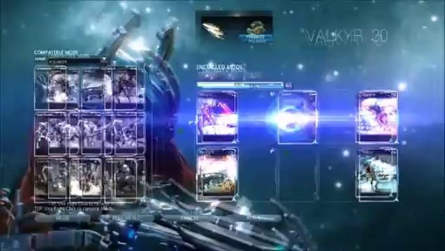 Warframe Valkyr Profile Trailer