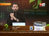 Natural Health with Abdul Samad on Health TV, Topic: Post Traumatic Stress Disorder & Samda