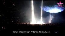 Kanye West vire une fan d'un concert pour lui avoir parlé
