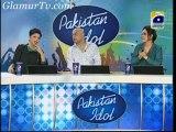 Pakistan Idol 3rd Episode on Geo Tv 13 December 2013 in High Quality Video By GlamurTv