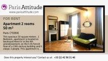 1 Bedroom Apartment for rent - Bastille, Paris - Ref. 5411