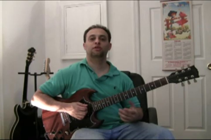 Jazz Guitar Lesson – Intro to Jazz Blues Guitar Chords