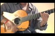 Flamenco Guitar - Sevillanas example