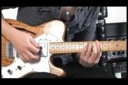 Sol Philcox Blues Master Class - Starting a Blues Solo