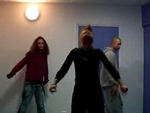Danse hip-hop debout - Ouvrela.com Cergy