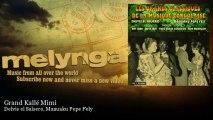 Delvis el Salsero, Manuaku Pepe Fely - Grand Kallé Mimi - feat. Mimi Ciel