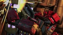 Let's Play: Transformers Fall of Cybertron #1 (Chapter 2: Defend the Ark)