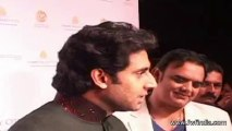 (Beate Bullete) ABHISHEK BACHCHAN AT GRAND FINALE OF BRIDAL FASHION WEEK in press conference