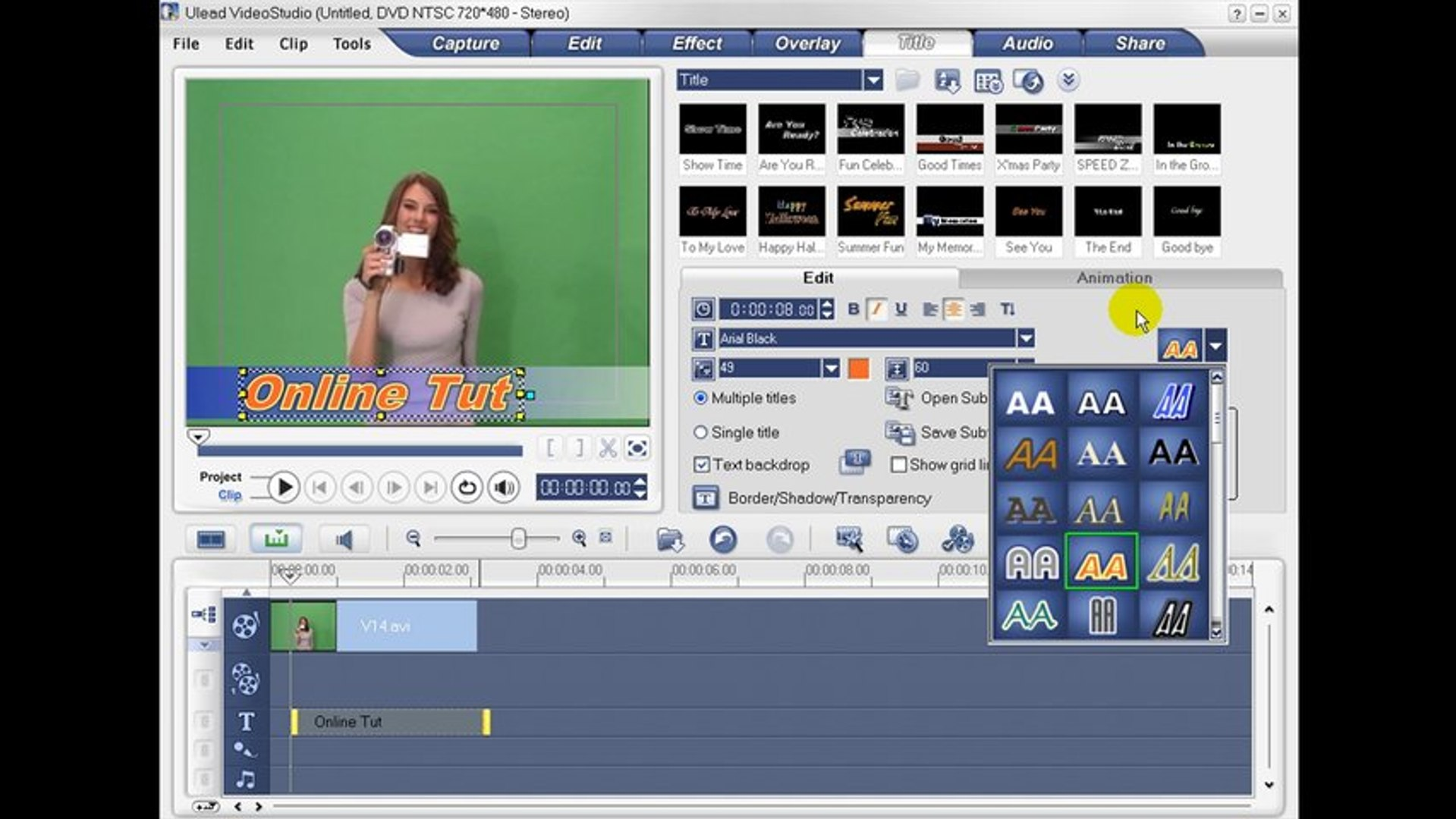 ARABE 11 GRATUIT ULEAD VIDEO TÉLÉCHARGER STUDIO