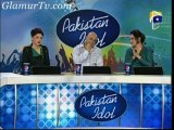 Pakistan Idol 3 Episode Funny Table Audition on Geo Tv 13 December 2013 in High Quality Video By GlamurTv