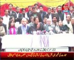 Imran Khan announces protest against inflation on Dec 22