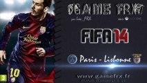 FIFA 14 / Paris SG - SL Benfica Lisbonne