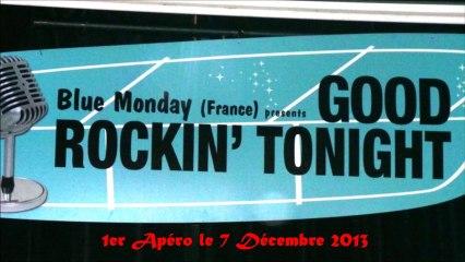 GOOD ROCKIN ' TONIGHT  Pré Festival d'Attignat 2014