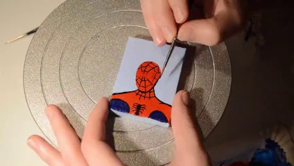 Spider-Man Mini Speed Painting