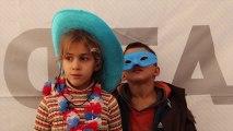 GARD MOTION 2014 - MOI PRÉSIDENT.... LYDIA - 8 ans & ADAM - 5 ans