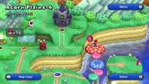 New Super Mario Bros  Wii U Walkthrough - Part 1 Acorn