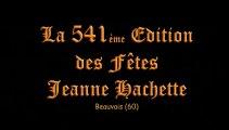 541èmes Fêtes Jeanne Hachette de BEAUVAIS(60)