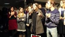 Remise du grand prix Nanterre sur Scène au Collectif NOSE