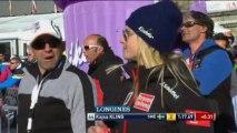 Weirather triumphs in St Moritz