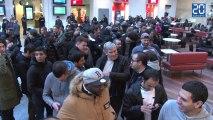 Burger King: Les clients racontent leur premier Whopper à St-Lazare