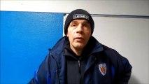 Réactions après-match Villemomble - JA Drancy du 14/12/2013 (CFA)