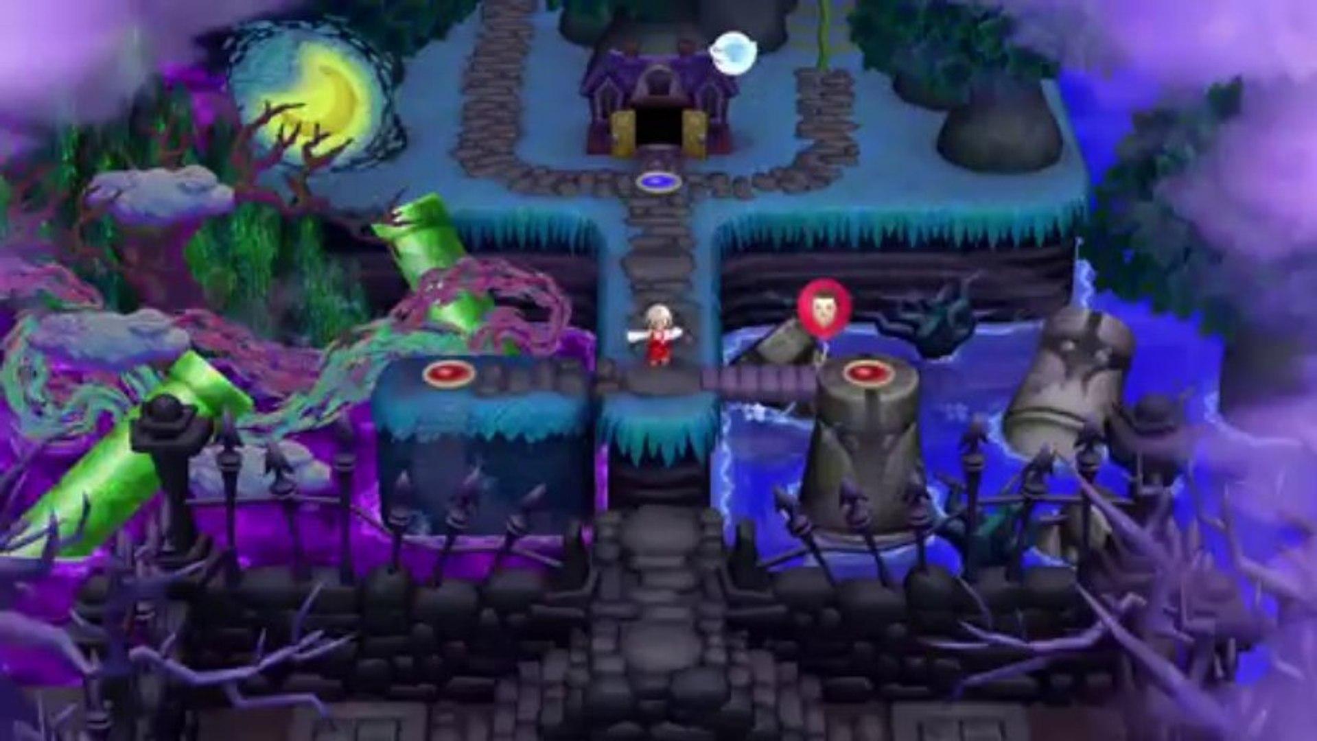New Super Mario Bros U Walkthrough 40 Soda Jungle Ghost House All