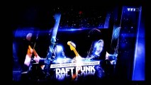 Daft Punk prix du Groupe/duo/troupe international(e) de l'année 2013