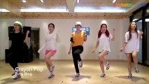 "CRAYON POP (크레용팝) ""Bing Bing"" Dance Practice (Mirror mode) 안무연습 - YouTube"