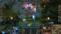 League of Legends Battle of The Atlantic - Dignitas vs Alliance Game 1