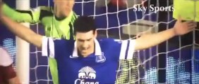 Everton vs Fulham 4-1 - All Goals & Highlights HD (14-12-2013)