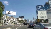 Take a little tour of Sunset Boulevard & the Sunset Strip