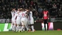 Rennes - PSG : 100 photos en une minute