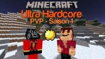[Minecraft Ultra Hardcore] PVP - S01E05 - YL MANK 1 EPISOD OMG