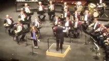 concerto pour trompette et batterie-fanfare Mvt1