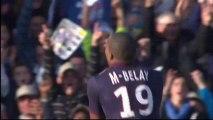 But Nicolas MAURICE-BELAY (73ème) - Girondins de Bordeaux - Valenciennes FC - (2-1) - 15/12/13 (FCGB - VAFC)