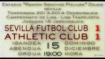 Jor.16: Sevilla FC 1 - Athletic 1 (15/12/13)