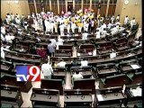 AP Reorganisation Bill tabled in Assembly amid protests