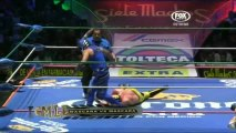 Rey Cometa vs. Puma King (Mask vs. Mask) - CMLL 79th Anniversary