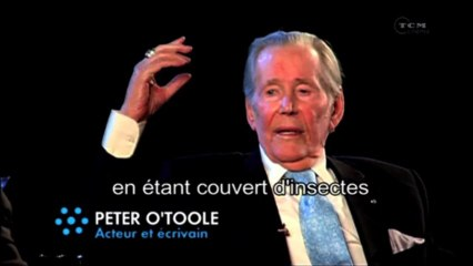 Interview de Peter O'Toole - TCM Film Festival